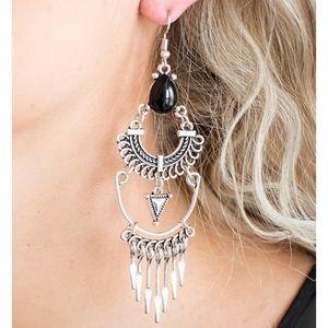 Double Dangle Earrings